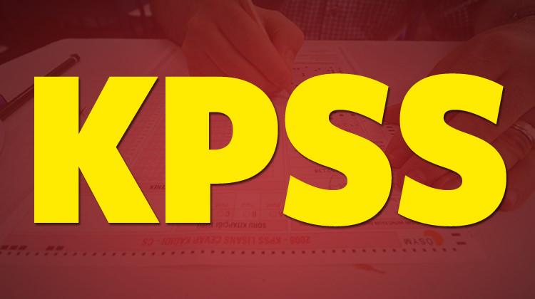 KPSS lisans ve önlisans sınavı ne zaman?