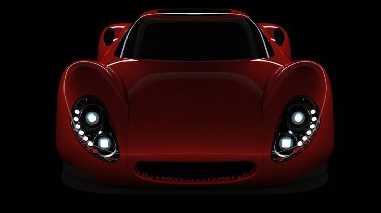 Yeni bir süperspor otomobil gün yüzüne çıkıyor