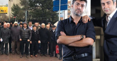 Selimoğlu İnşaata gözaltı