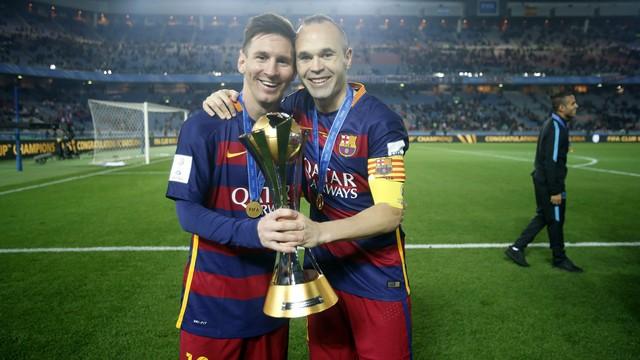 Barcelona Spor Kulübü Açıkladı; En Çok Kupa Kazandıran Messii!